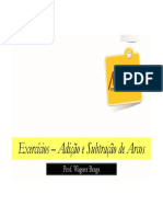Aula 14 Fórmulas de Adição e subtração de arcos Exercícios.pdf