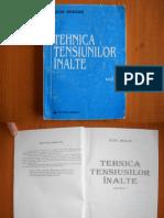 Tehnica Tensiunilor Inalte-Vol.1-Gleb Dragan