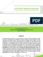 International w2e Market Bulletin Issue 15 160607