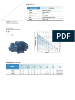Commercial Centrifuge Pump and Its Regulator