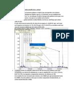 Análisis FFT de Velocidad Bomba Amarilla Toma Vertical