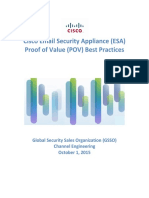 ESA POV Best Practices 1510