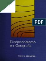 SCHAEFER, F. Excepcionalismo en geografía.pdf