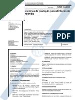 NBR 12693 - Sistemas de proteção por extintores de incêndio.pdf