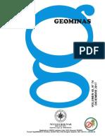 Geo Minas 74