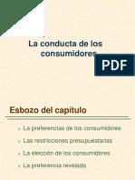 Teoría Del Comportamiento Del Consumidor