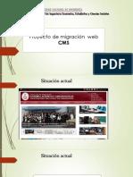 Proyecto de Migración Web