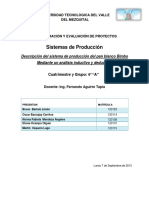 Administración y Evaluación de Proyectos