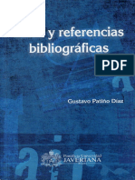 Patiño, Gustavo - Citas y referencias bibliograficas.pdf