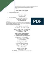 raquianestesia química analítica