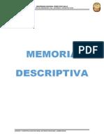 03 Memoria Descriptiva Canal Mochumi