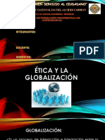 Ética y La Globalización