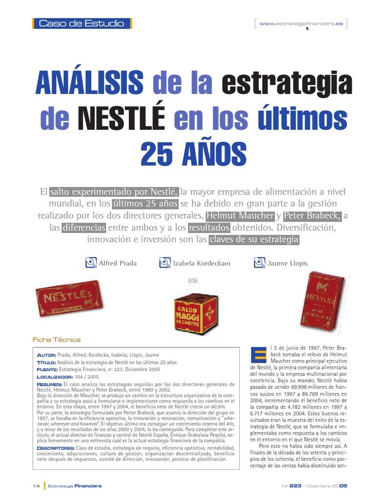 Caso Nestle 1 0 213479
