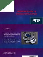 COMPONENTES JAIDER HILADIO