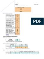 Dimensionamento Vaso de Pressão ASME VIII 1