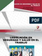 1ra Clasa, 1ra Dptva. Metodologia Legislación SST