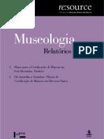 Museologia Relatórios Técnicos 2