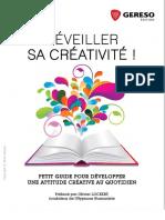 Côté, Louise-Réveiller Sa Créativité !-Eyrolles (2016)
