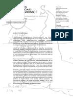 Call for Papers LASA Cono Sur MVD 2017