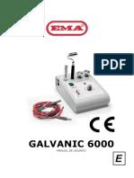 Manual Galvanic6000.Es