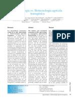 AGROECOLOGÍA VS. BIOTECNOLOGÍA AGRÍCOLA TRANSGÉNICA.pdf