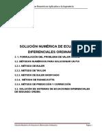 Apuntes Metodos Numericos Ecuaciones Diferenciales Ordinarias