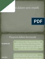 Ekspresi Dalam Seni Musik