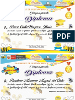 Diploma Ugel