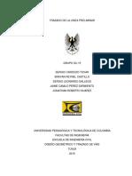 INF 2 Linea Preliminar
