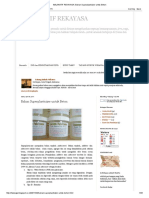 IMAJINATIF REKAYASA_ Bahan Superplasticizer Untuk Beton