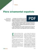 Flora Ornmental Espanola