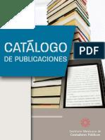 Catalogo de Publicaciones 12 16