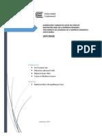 Generación y Manejo de Gases en Sitios de Disposición Final en La Empresa Petramas. Tratamiento de Lixiviados de La Empresa Consorcio Santa Maria.