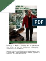 Camiña 2015 Et Al Colonización Baleares Leonado LLIBREVERD