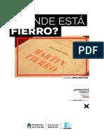 Donde Esta Fierro - 01