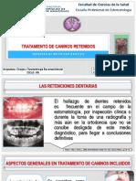 TRATAMIENTO RETENIDOS