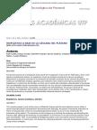 Bioplástico a Base de La Cáscara Del Plátano _ Castillo _ Revista de Iniciación Científica