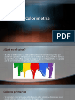 Presentación Pau Colorimetría