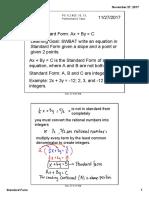6 3 standard form