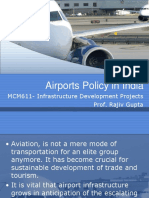 7 Airports Mcm611 Infra Dev Projects