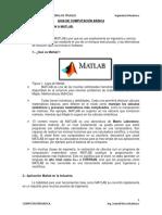 Clase2.- Introducción a Matlab.