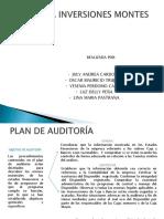 Auditoría Financiera a Los Rubros Caja
