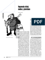 Hegemonia y pluralismo