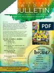 MS Parent Bulletin (Week of November 27 to December 8)