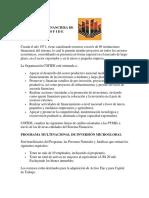 Corporación Financiera de Desarrollo