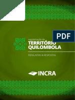 Território Quilombola - Perguntas e Respostas- INCRA
