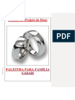 Apostila Palestra Família Modificada