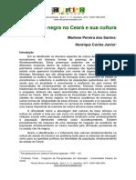 População Negra no Ceará