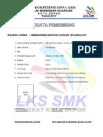 Format Biodata Lks Pembimbing