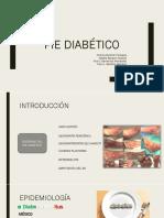 Pie Diabético